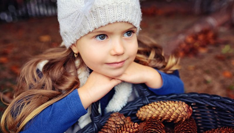 Detské náušnice Cutie Jewellery