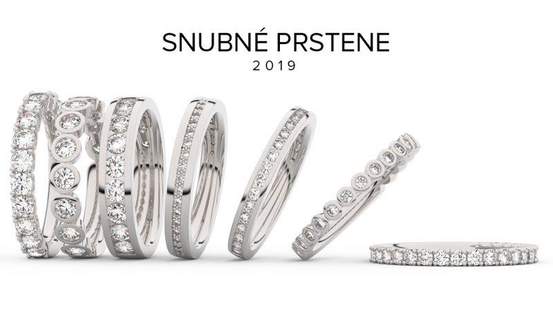snubné prstene eternity 2019